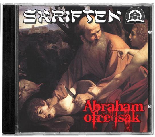 Abraham ofre Isak - M