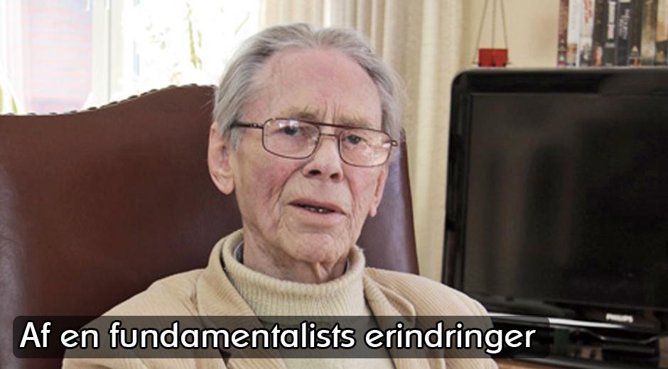 Af en fundamentalists erindringer