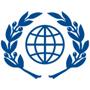 Den Internationale Kristne Ambassade i Jerusalem logo lille