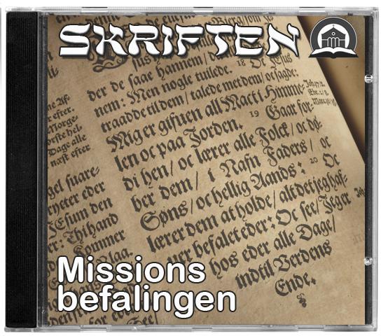 Missionsbefalingen - M