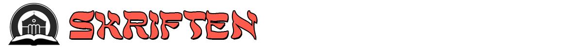 SKRIFTEN Logo