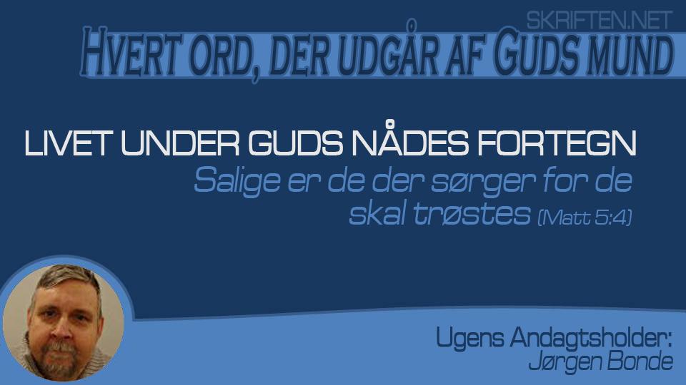 andagt Jørgen 05,01,15
