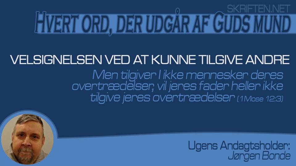 andagt Jørgen 07,01,15