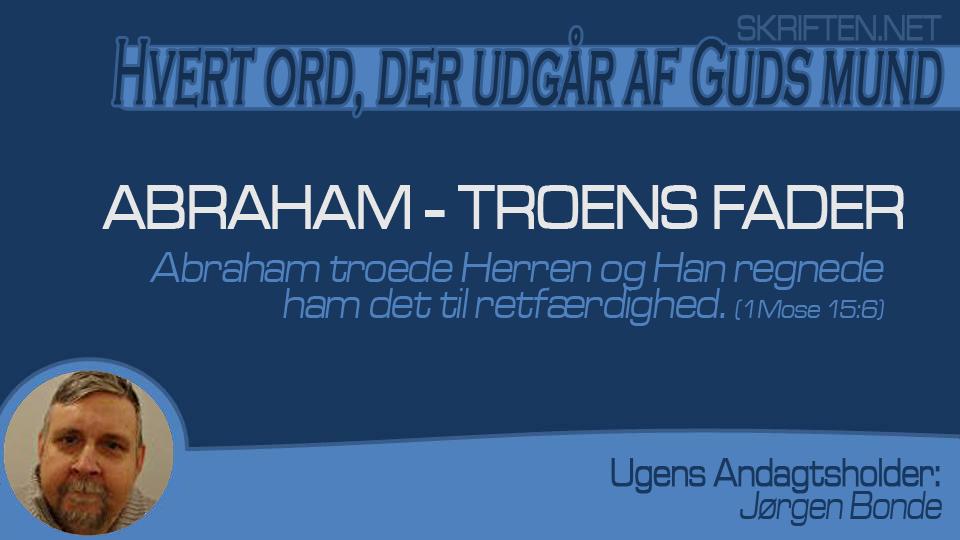 andagt Jørgen 08,01,15