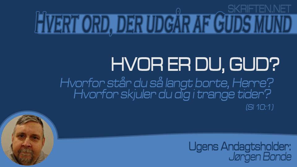 andagt Jørgen 10,01,15