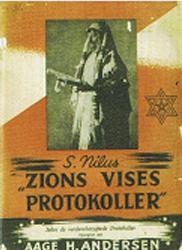 Denne danske udgave af protokollerne udkom i 1940, men den første danske udgave kom allerede i 1920.