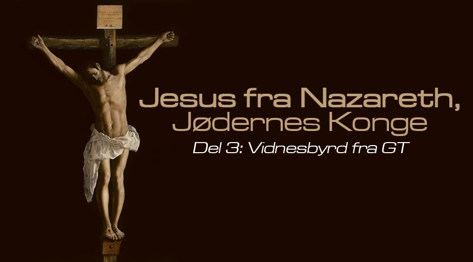 Jesus fra Nazareth, Jødernes Konge 03