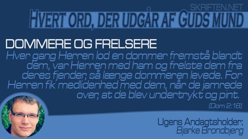 andagt Bjarke 04,05,15