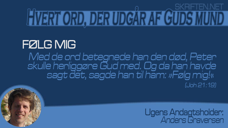 andagt anders 13,06,15