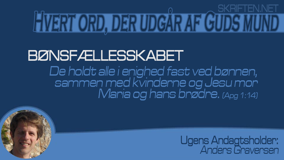 andagt anders 14,06,15