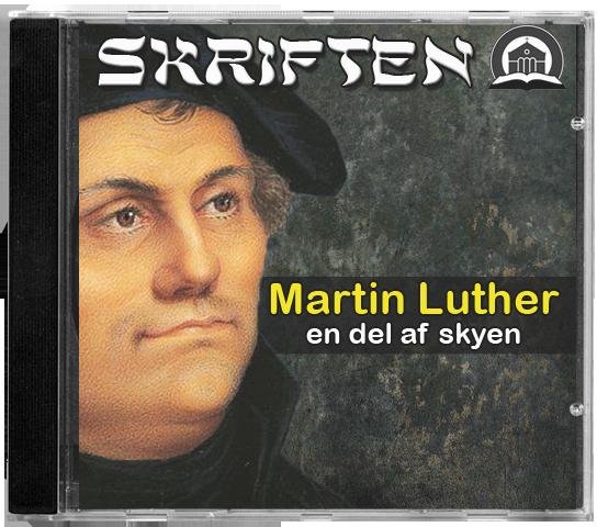 Martin Luther - en del af skyen - M