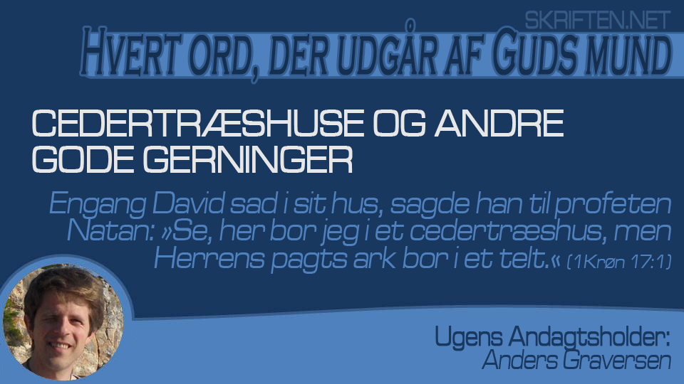 andagt Anders 21,08,15