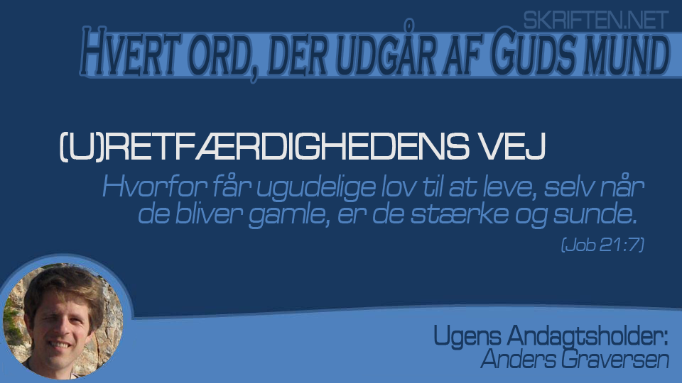 andagt Anders 23,08,15