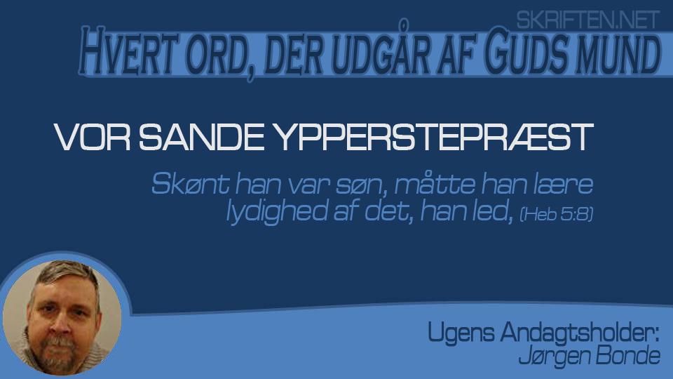 andagt Jørgen 09,11,15