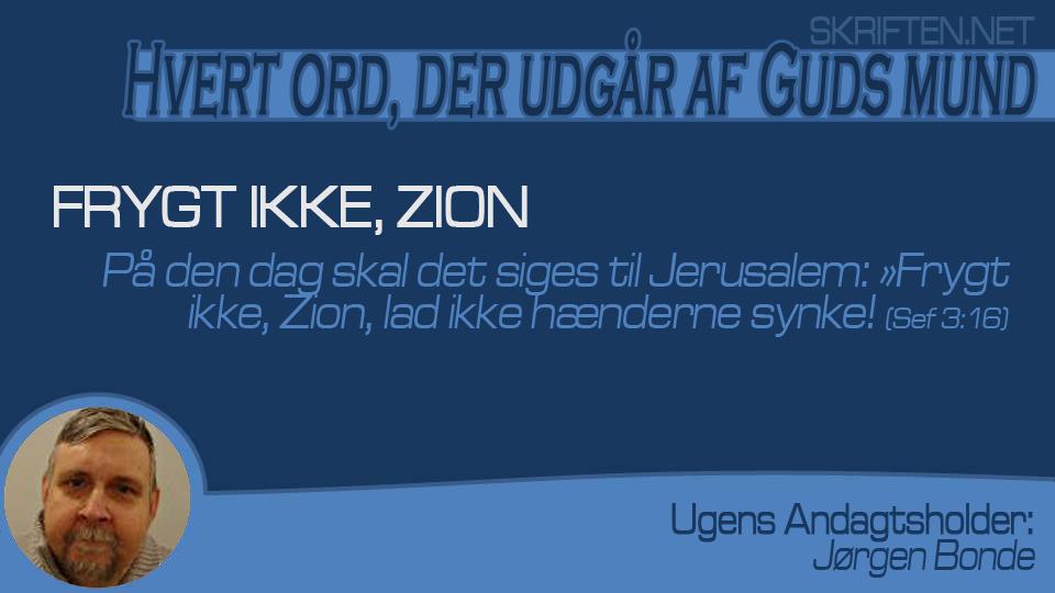 andagt Jørgen 12,11,15