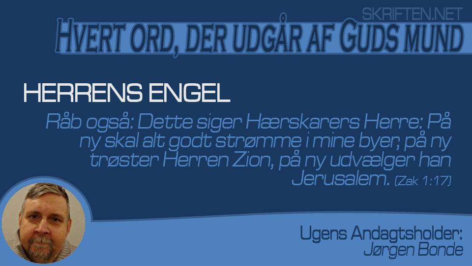 andagt Jørgen 14,11,15