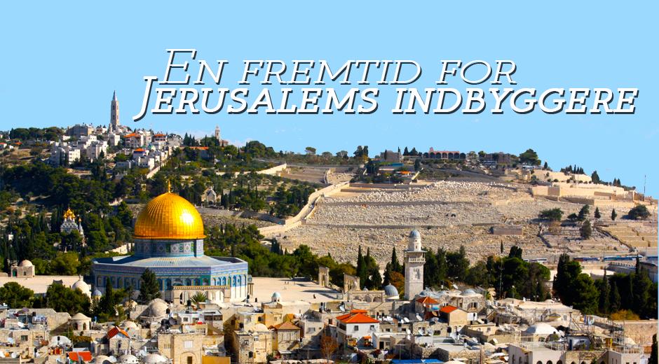 En fremtid for Jerusalems indbyggere