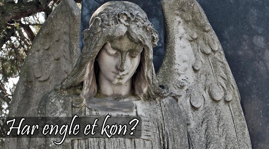 Har engle et køn
