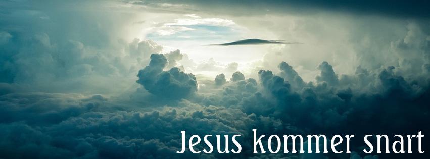 Jesus kommer snart