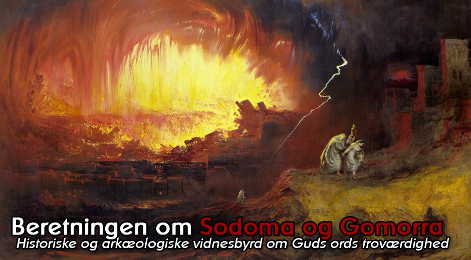 Beretningen om Sodoma og Gomorra