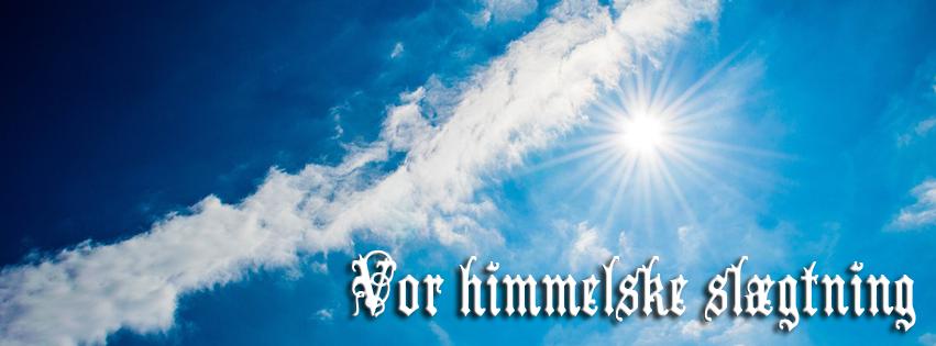 Vores himmelske slægtning @ - Valby Bibelcamping | Helsinge | Danmark
